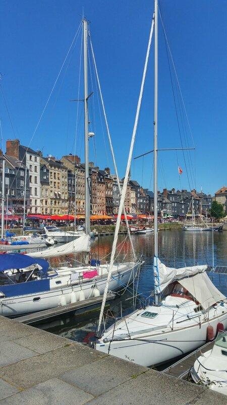 Normandie - honfleur - vacances -5