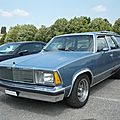 CHEVROLET Malibu Classic 4door Station Wagon Illzach (1)
