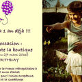 Little You souffle sa premire bougie et vous offre -10% sur toute la boutique !
