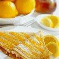 Crèpe Orange