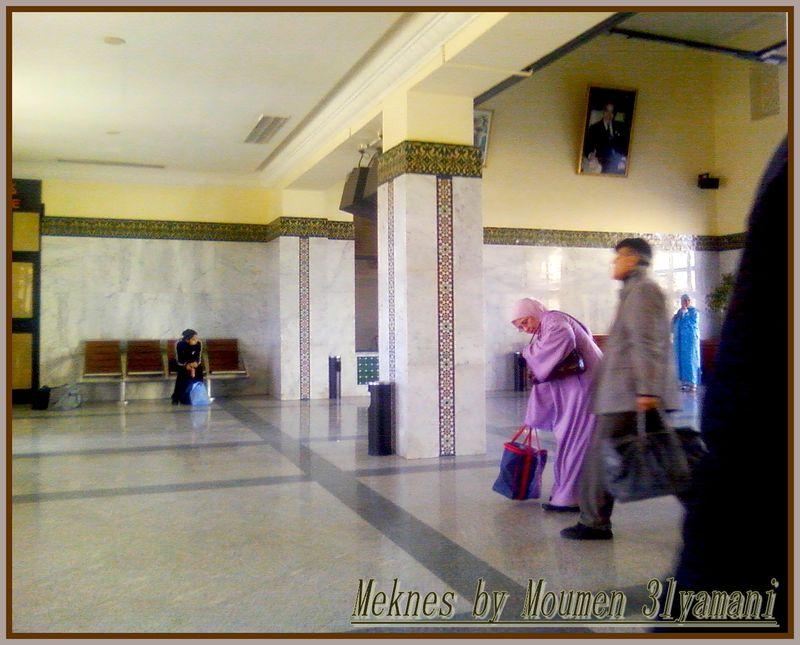 Gare Meknes Ville 5