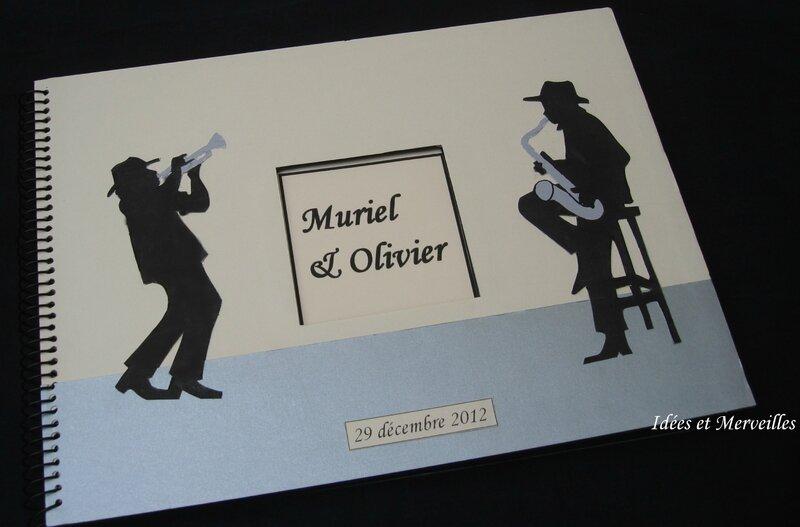 livre d'or musique - idees et merveilles