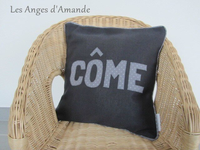 coussin Côme