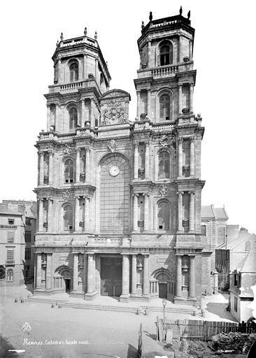 Rennes, Cathédrale Saint Pierre