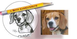 caricature_beagle