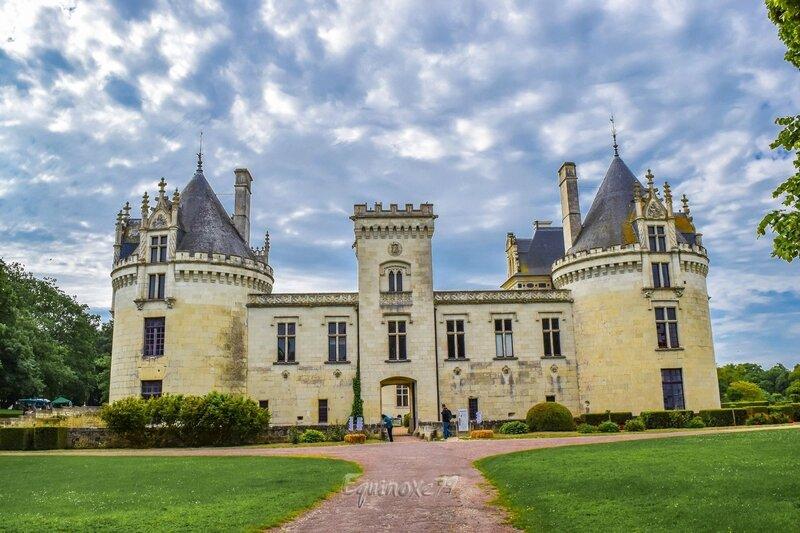 Château de Brézé (1)