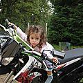 Manon et la moto