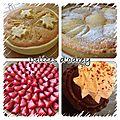 Pâte à tarte (brisée, sablée, sucrée...)