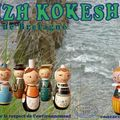 Ici Breizh Kokeshi poupes bretonnes