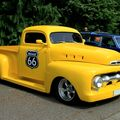 Ford F1 pickup de 1951 (Retrorencard juin 2010) 01