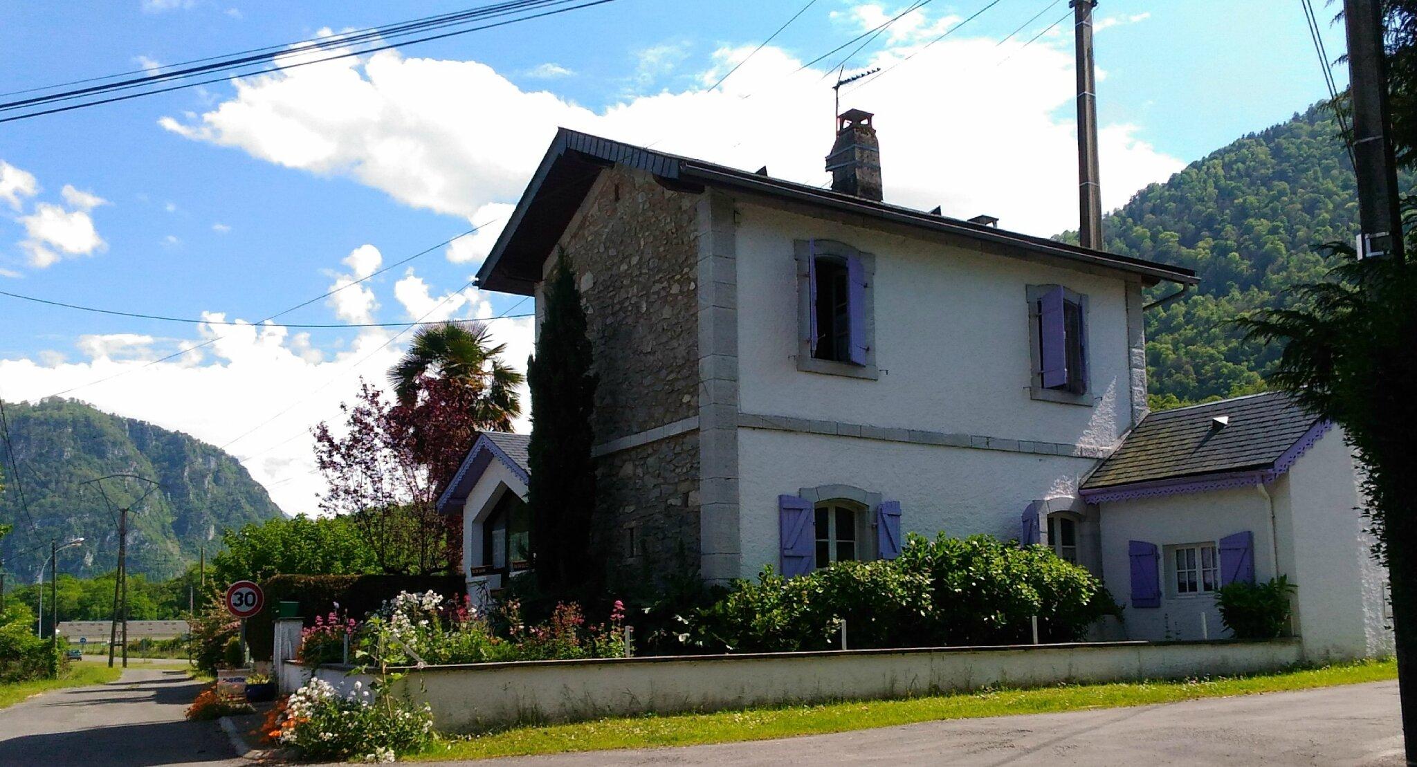 Izeste - Louvie-Juzon (Pyrénées-Atlantiques - 64)