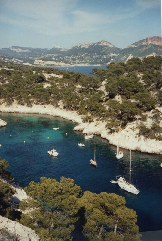Cassis, calanque de Port Pin (13)