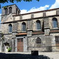 église abbatiale de Mozac