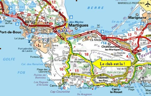 Les plans d 39 acc s le blog du ccvp - Point p martigues ...