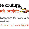 Petite couture, grands projets!!!