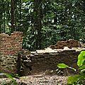 Bagne des Annamites - quartier des tirailleurs sénégalais