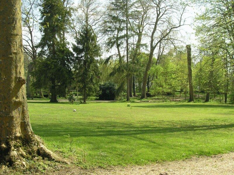 Grand Bouy - Chambres d'hôtes - Le parc