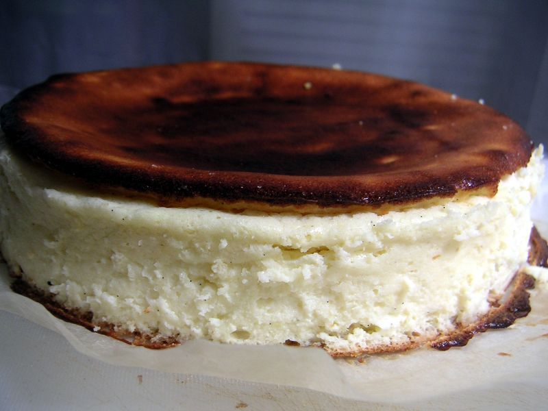 Gateau chocolat fromage blanc sans oeuf