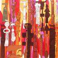 12.Depuis cette époque, la coutume exige que l'homme fournisse des vêtements à sa femme, c'est aussi pour cette raison que les Mahafaly et les Antandroy ont conservé le talent de leur ancêtre pour la sculpture des aloalos.