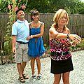 Eric, Corinne et Patricia