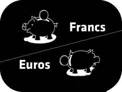 humour euro europe franc