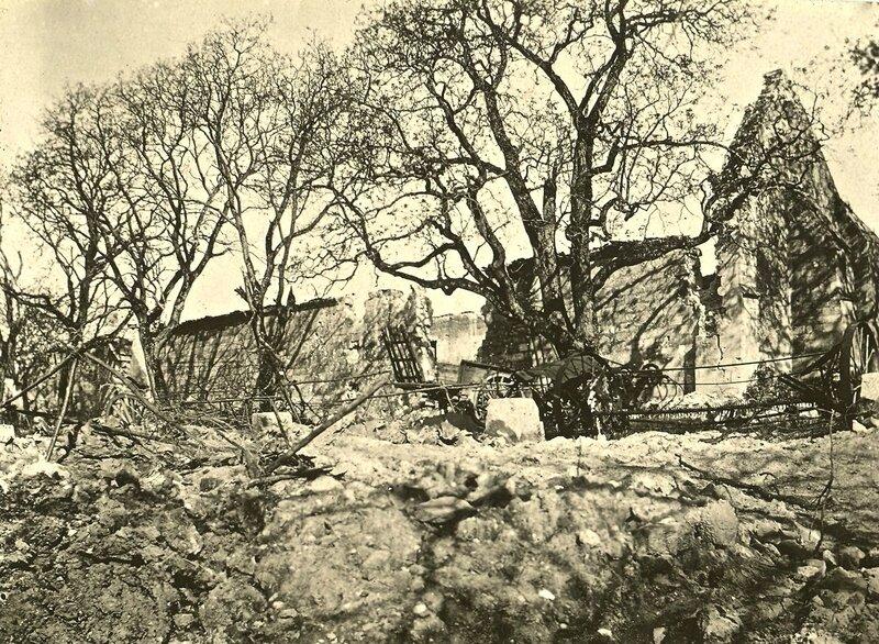 ferme Carmoy ruines