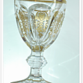 Service en cristal Baccarat Harcourt Empire (Allemagne- Germany)