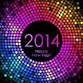 Résolution pour 2014 : de la couleur dans votre vie !