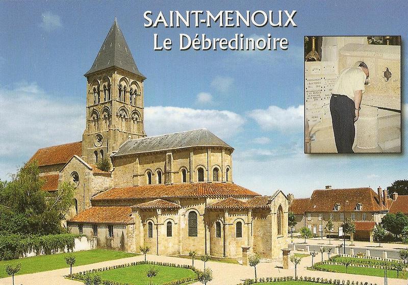 Saint-Menoux (03)
