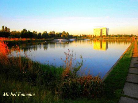 7) lac des perches