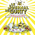 Le journal de gurty 1.vacances en provence