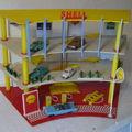Garage shell de notre enfance 1963