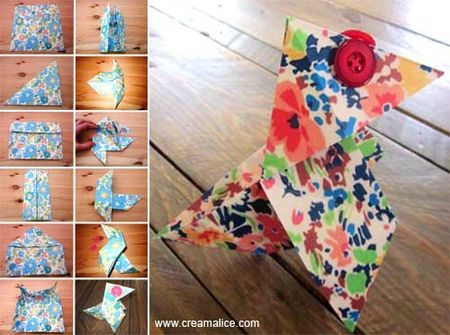 Cocotte_Origami