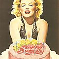 Happy birthday miss monroe !