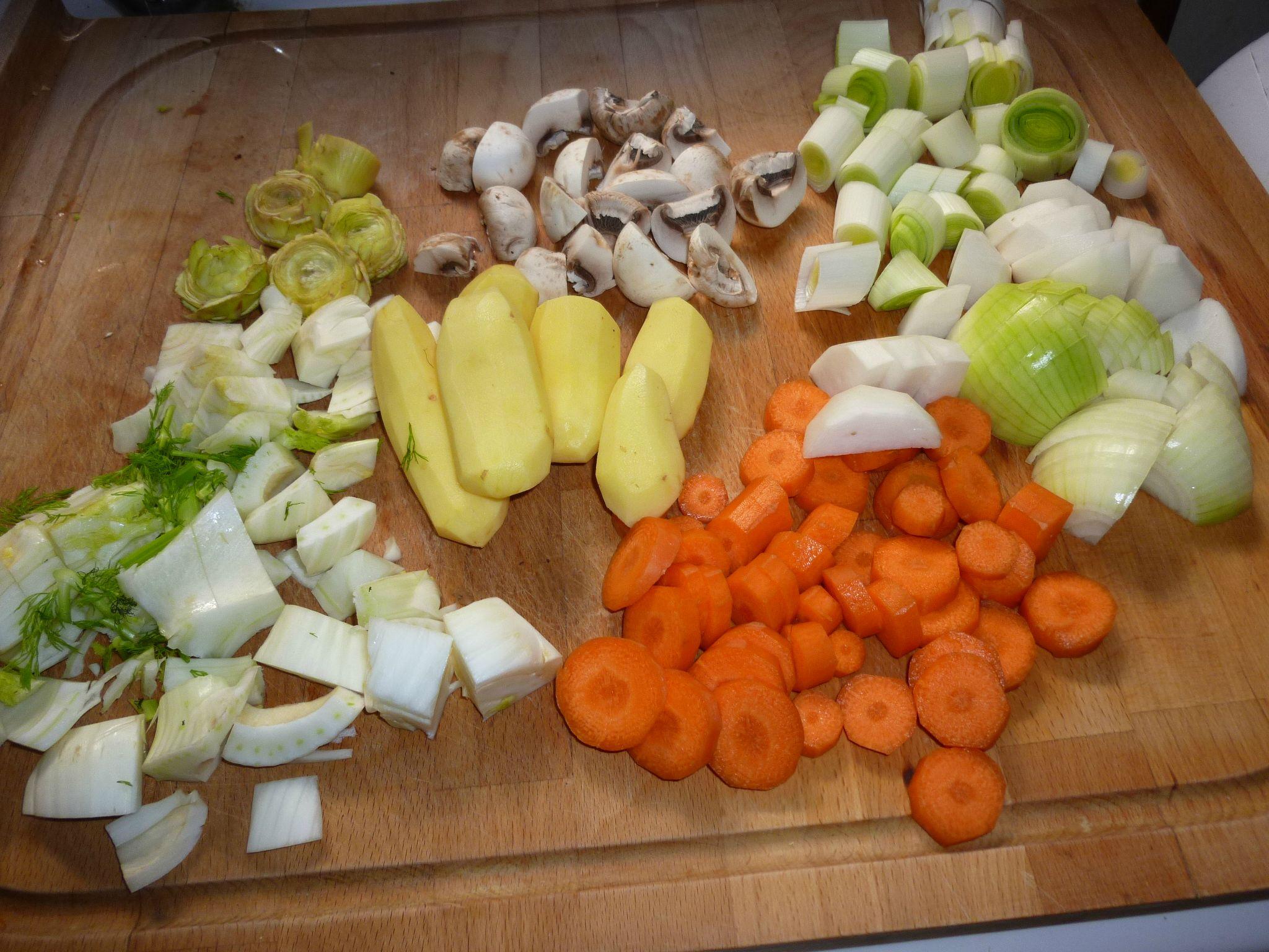 pot au feu de la mer fish vegetable stew la cuisine de nat