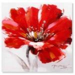 tableau-peinture-fleur-30-x-30-cm