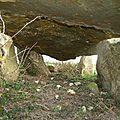 86-Les Trois-Moutiers, dolmen de Vaon (cliché M.-C. Bakkal-Lagarde)