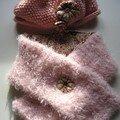 bonnet et echarpe
