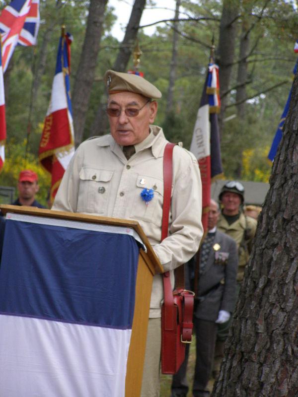 Claude Bellardie, cheville ouvrière de la cérémonie