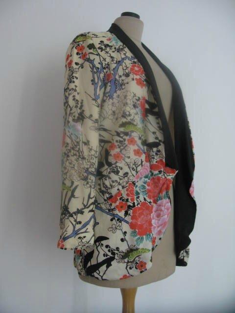 Veste Kimono2