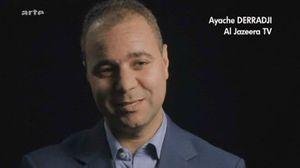 LFNS Ayache DERRADJI_Al Jazeera TV