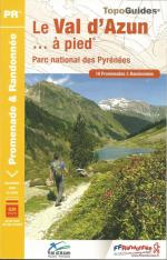 Topo-guide Le Val d'Azun à Pied 2013