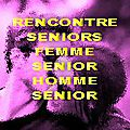 Site rencontre femme senior, rencontre homme senior, contact mature, photo
