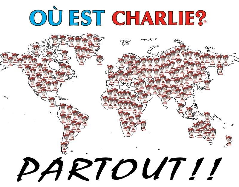 charlie est partout