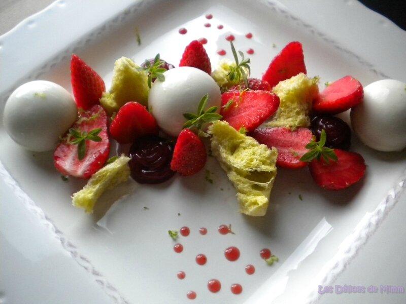 Un jardin de fraises 4