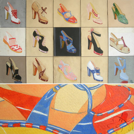 gouaches_chaussures