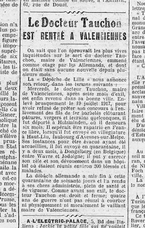 La Presse 19181127