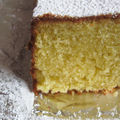 Cake moelleux citron ...