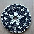 Frisbee étoile