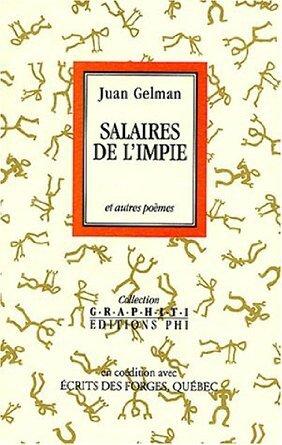 SALAIRES DE L'IMPIE GELMAN